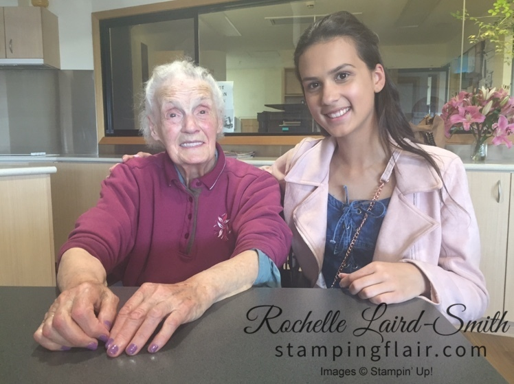 Stamping Flair, Granny