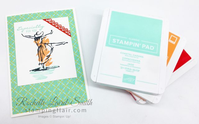 Step-it-Up Sunday Stampin' Up! Beautiful You stamp set Beginner Crafter