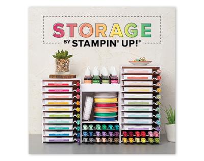 Stampin' Up! Storage System, Modular storage