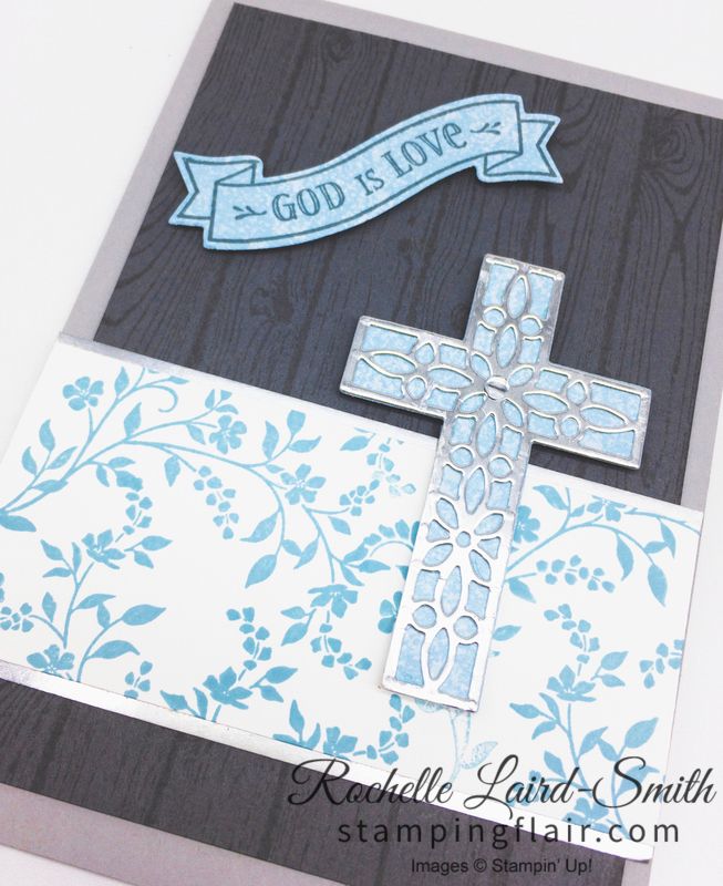 Easter card with Stampin' Up!, Hold onto Hope,