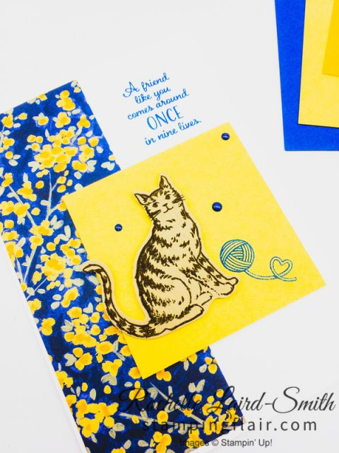 Alt Text Handmade Kitty card, Stampin' Up Nine Lives stamp set, Sale-A-Bration 2019 Description Required fields are marked * Media Categories Site Graphics ATTACHMENT DISPLAY SETTINGS Alignment Link To Size 1 selected Clear Insert into post