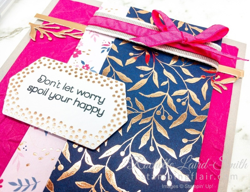 Everything is Rosy, Rose Gold Craft Kit