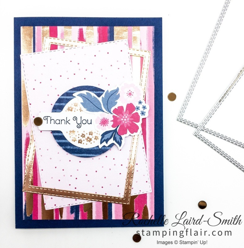 Everything is Rosy Product Medley Thank You Card