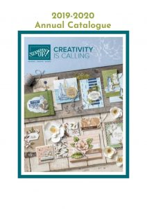Stampin' Up! 2019-2020 Annual Catalogue