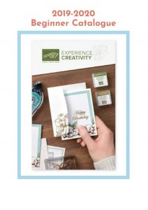 Stamping for beginners, Beginner Catalogue, Stampin Up