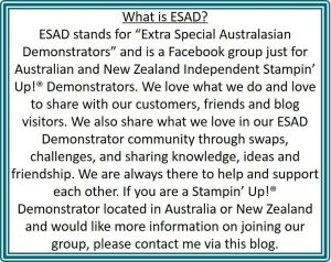 What is ESAD, ESAD Blog Hop