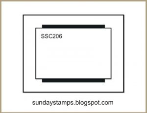 Sunday Stamps Sketch Challenge