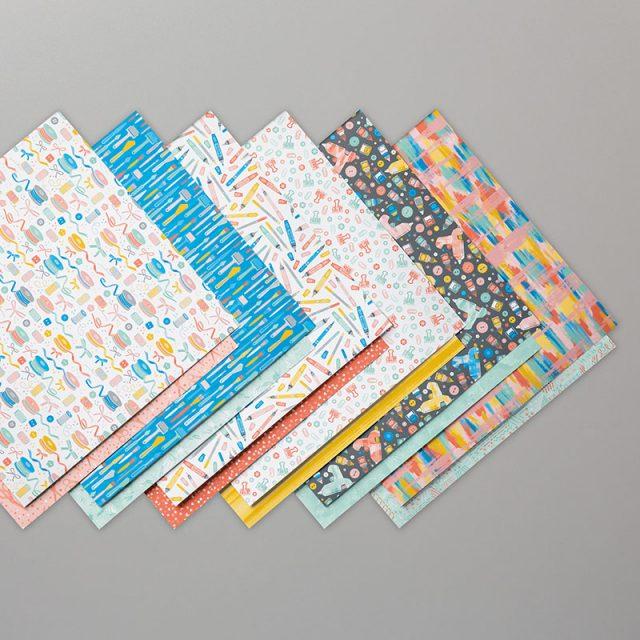 Follow Your Art Designer Series Paper
