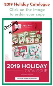 Holiday Catalogue Coming Soon