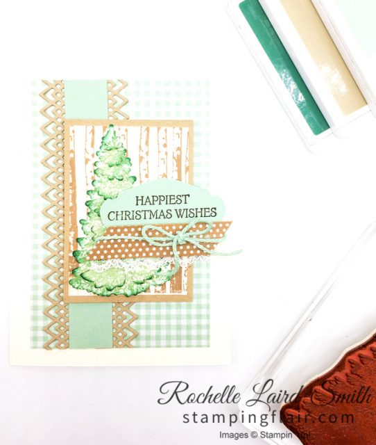 Sunday Stamps Challenge, Sketch, Christmas winter woods
