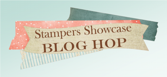 Stampers Showcase Blog Hop Header