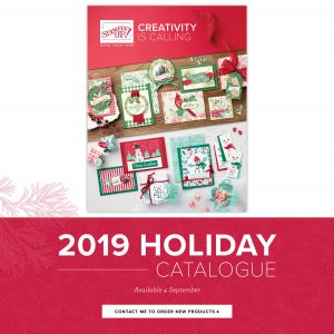 Stampin' Up! Holiday Catalogue cover