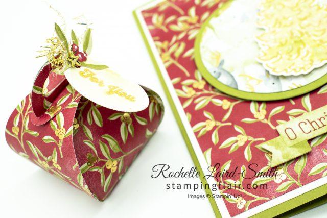 Mini Curvy Keepsake box, Most Wonderful Time of the Year