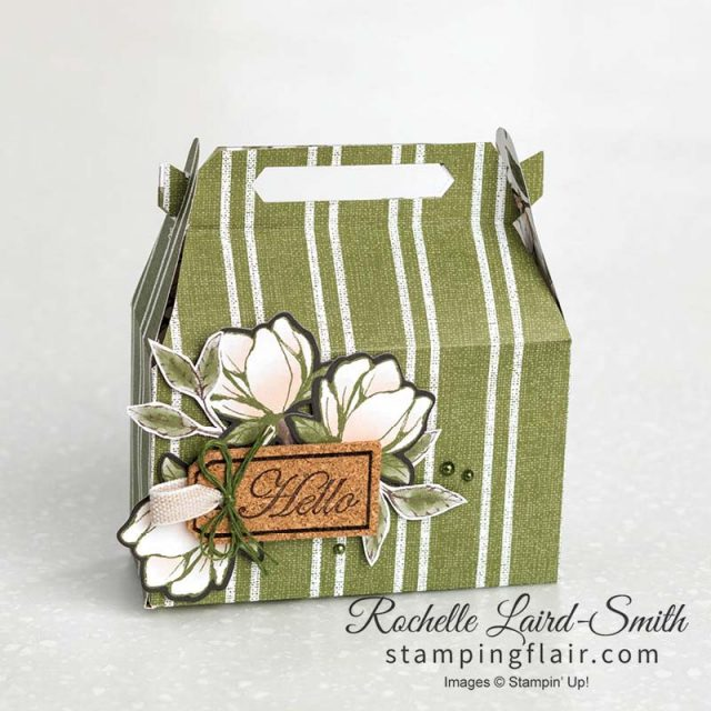 Gift Box, Magnolia Lane
