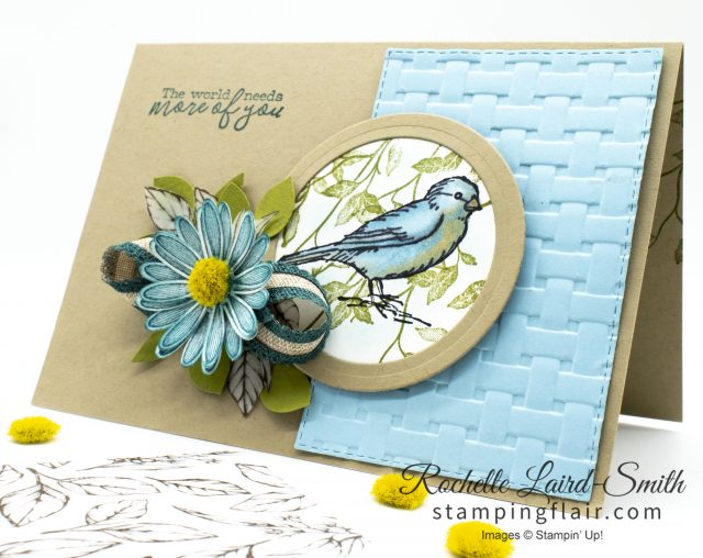 Encouragement card, Stampin' Up!