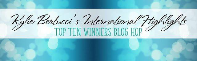 Kylie's Top Ten Winners Blop Hop