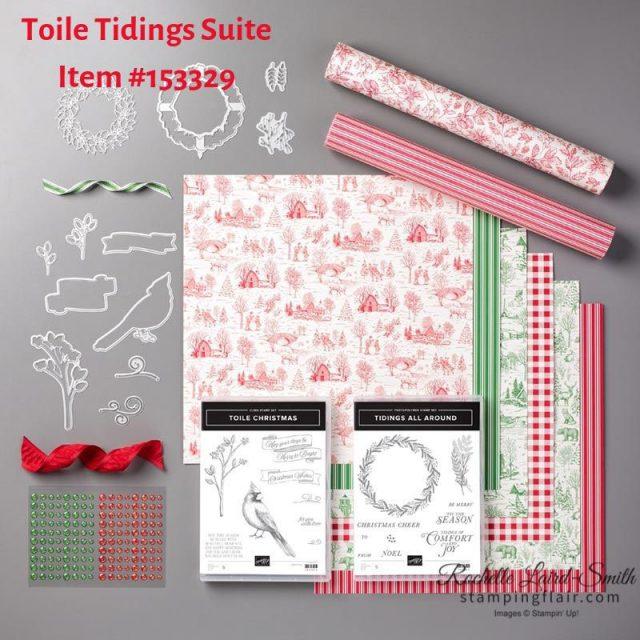 Toile Tidings Suite
