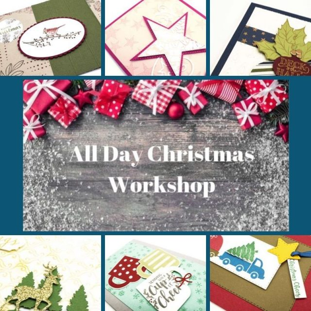 World Cardmaking Day - All day Workshop