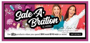 Sale-A-Bration Catalogue Cover