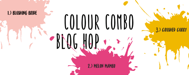 Colour Combo Blog Hop March 2020