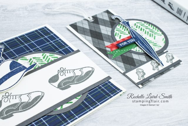 Well Dressed Stamp Set Masculine Makes