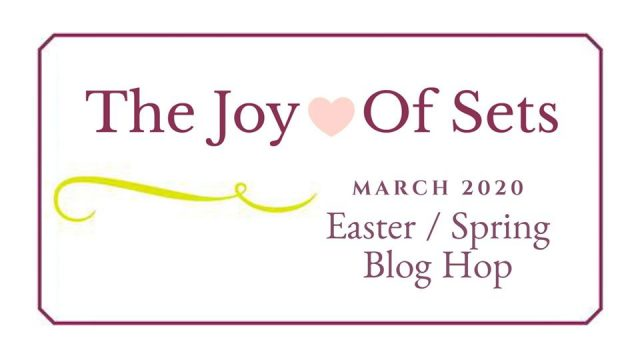 Joy of Sets Easter Header