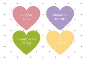 Ink Stamp Share Blog Hop April 2020 Colour Challenge