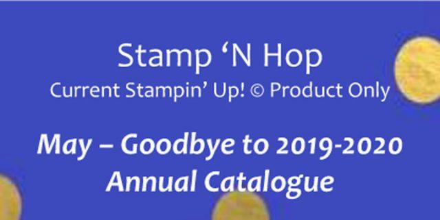 Stamp n' Hop May 2020