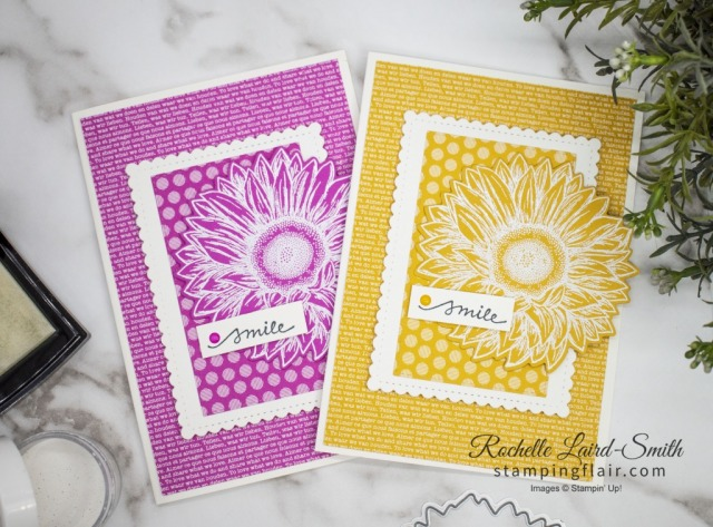 Magenta Madness, Bumble Bee cards